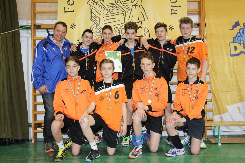 4. korcsoport bajnok csapat